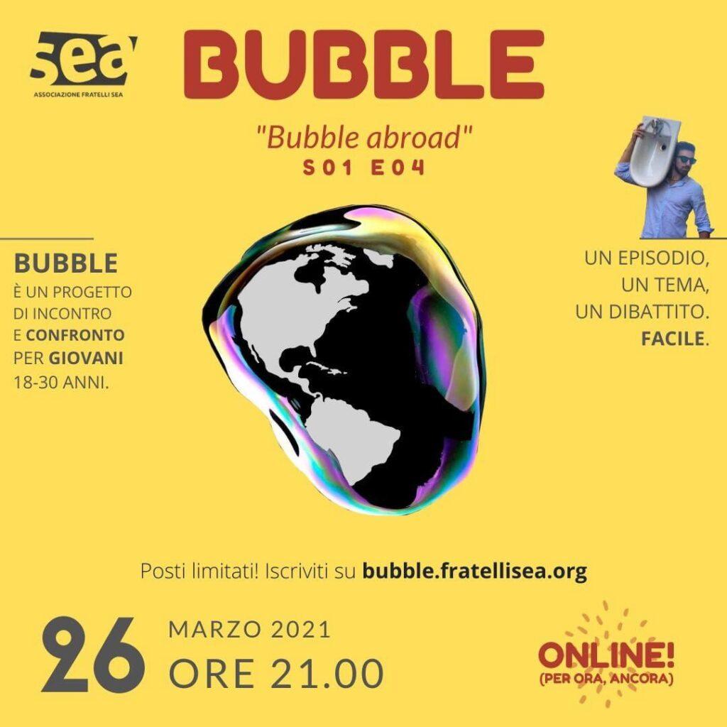 Bubble S01E04 – Bubble abroad. 🗺✈️🌎